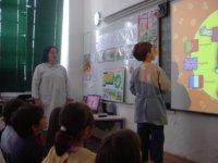 O Quadro Interactivo no Pré-Escolar