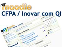 Moodle CFPA/Inovar com QI