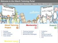 Hitachi Twinning